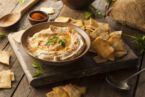 reteta de humus light