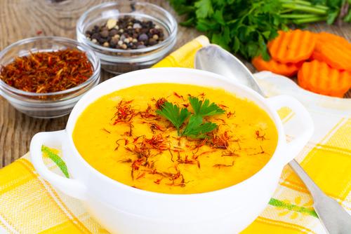 Reteta de piure de dovleac cu curry