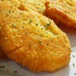 Chiftele de cartofi cu cascaval